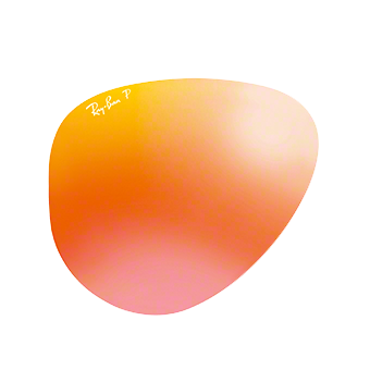 Polarized Orange Mirror